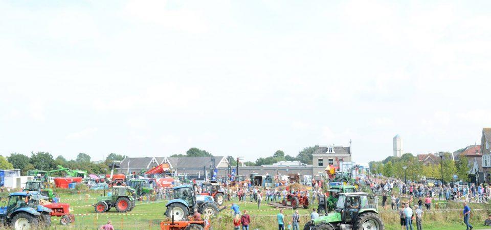 Agrarische Dagen trekkerwedstrijd